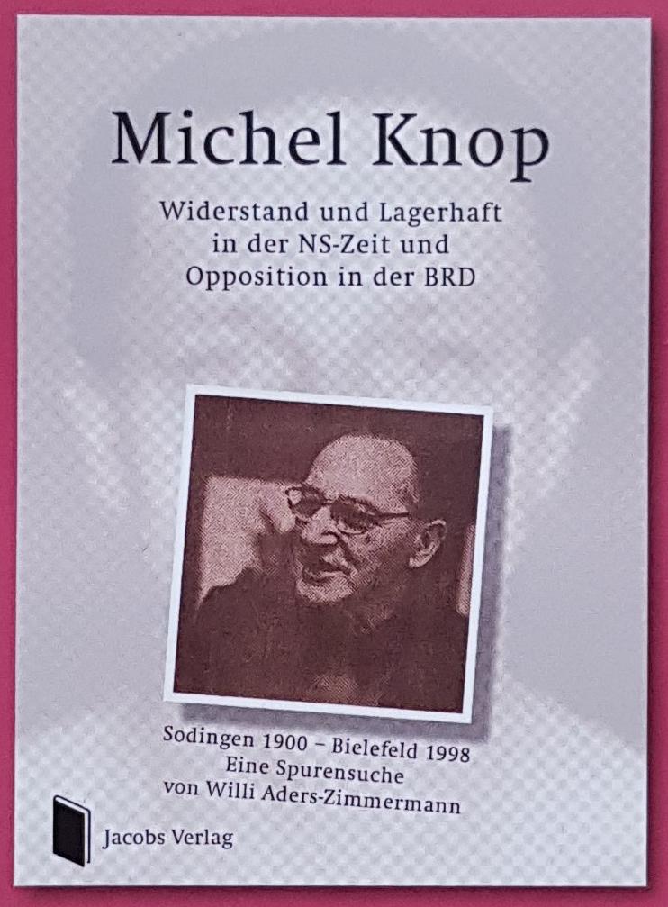 Cover des Buchs Michel Knop von Willi Aders-Zimmermann